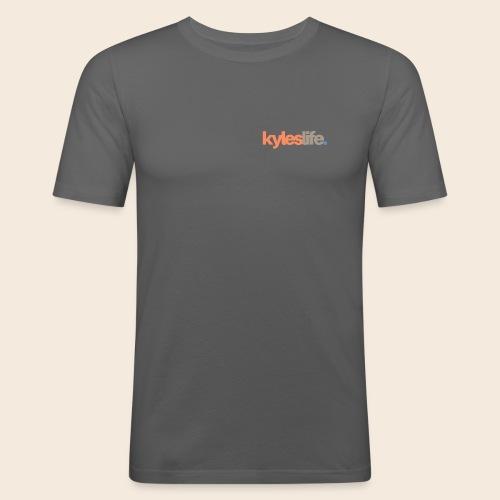 KylesLife. Official Merch - Men's Slim Fit T-Shirt