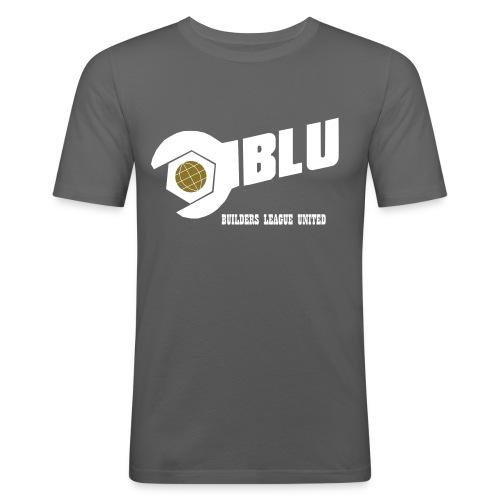 Team Blu Vector - Men's Slim Fit T-Shirt