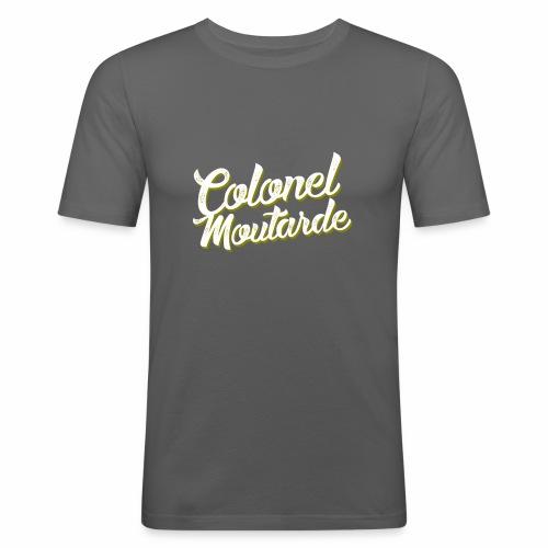 Colonel Moutarde - T-shirt près du corps Homme
