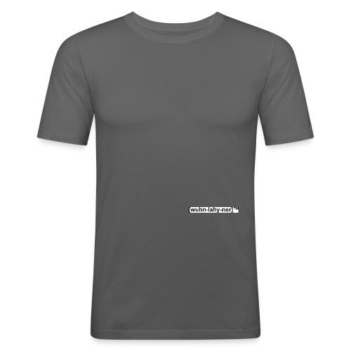 Grisbrottning - Slim Fit T-shirt herr