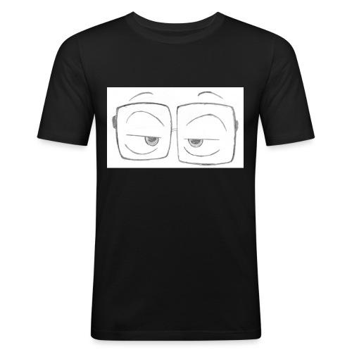 bad day - T-shirt près du corps Homme