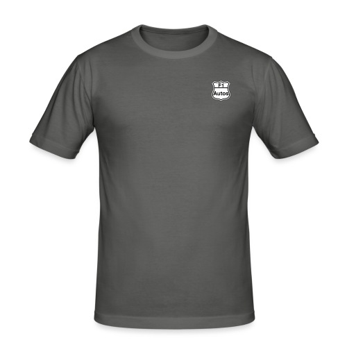 F1 Autos - Men's Slim Fit T-Shirt