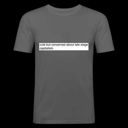 Screen Shot 2017 08 18 at 16 28 57 - Men's Slim Fit T-Shirt