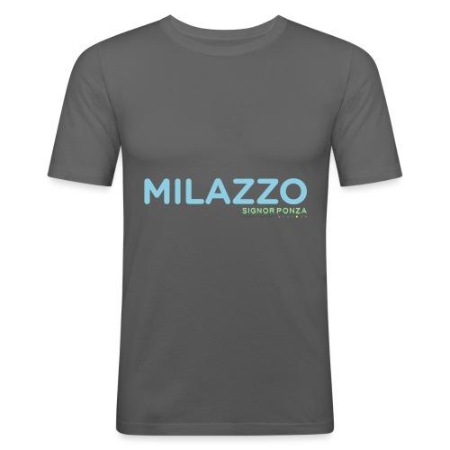 MILAZZO - Maglietta aderente da uomo