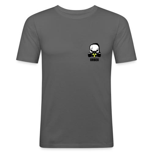 Gas mask - Men's Slim Fit T-Shirt
