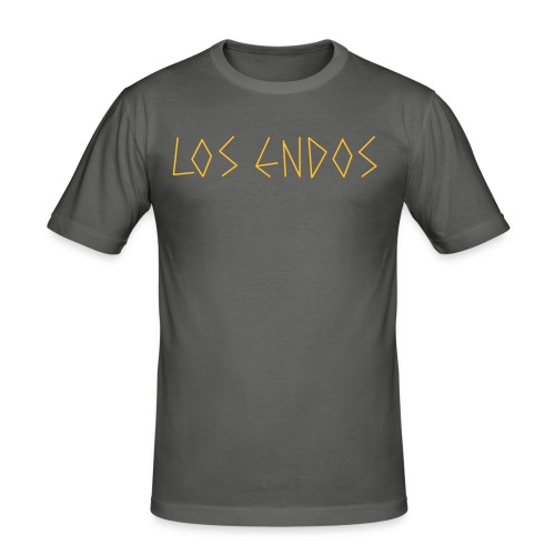 losendoslogo - Men's Slim Fit T-Shirt