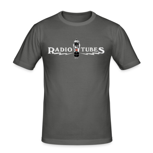 RADIO TUBES - Männer Slim Fit T-Shirt