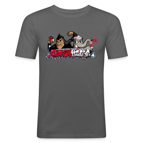 Cupfighters Rotterdam - slim fit T-shirt