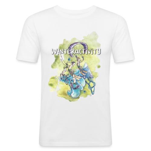 WINTERACTIVITY - T-shirt près du corps Homme