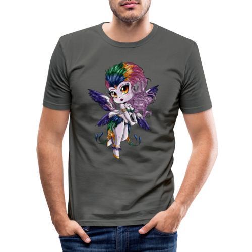 Chibi Harpie - T-shirt près du corps Homme