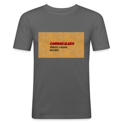 Tee Design - Men's Slim Fit T-Shirt