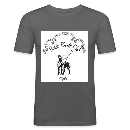 horse boule classic - T-shirt près du corps Homme