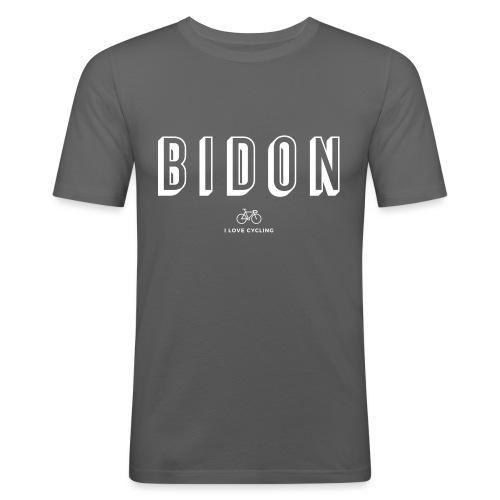 Bidon - T-shirt près du corps Homme