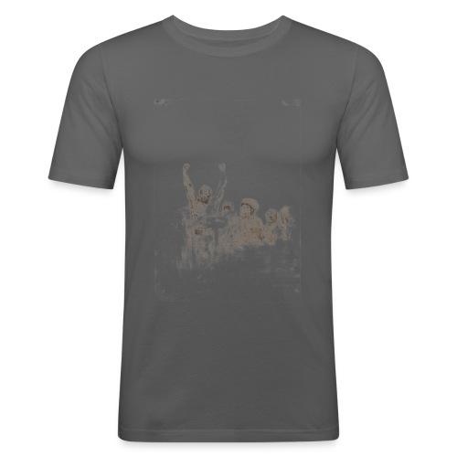 Jorge Forman - T-shirt près du corps Homme