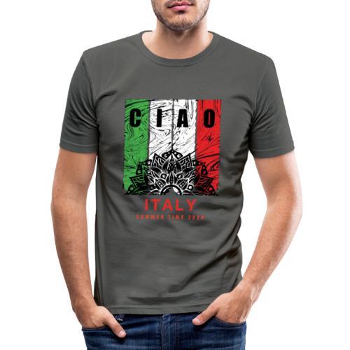 SUMMER 2020 T-shirt - Men's Slim Fit T-Shirt