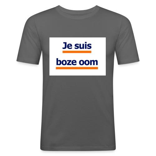boze oom - slim fit T-shirt