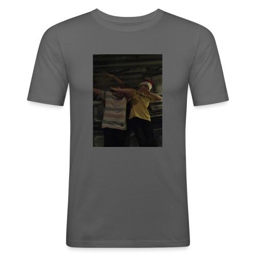 Livia & Dante - Slim Fit T-shirt herr