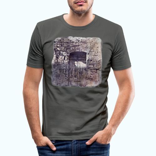 Vintage monochrome - Men's Slim Fit T-Shirt