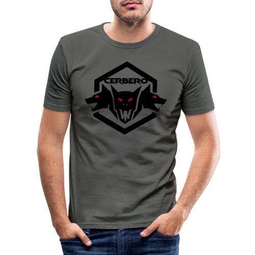 CerberoDef3 - Maglietta aderente da uomo