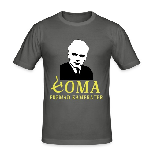 fremadkamerater - Men's Slim Fit T-Shirt