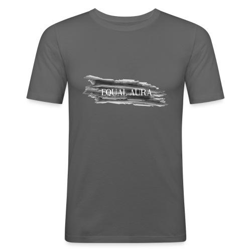 Equal Aura Art - Mannen slim fit T-shirt