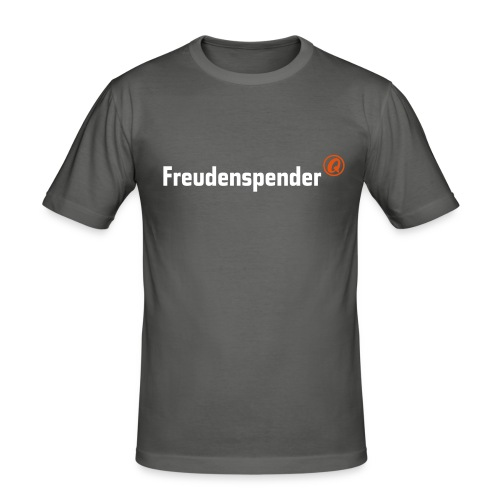 QB Spreadshirt Vektoren 2c 14 - Männer Slim Fit T-Shirt