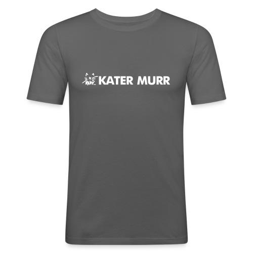 Kater Murr - Männer Slim Fit T-Shirt