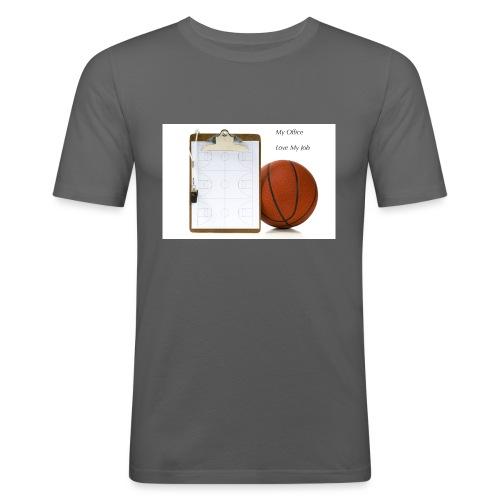 Coach Basket Lifestyle - T-shirt près du corps Homme