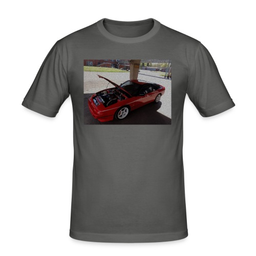 s13 - Miesten tyköistuva t-paita