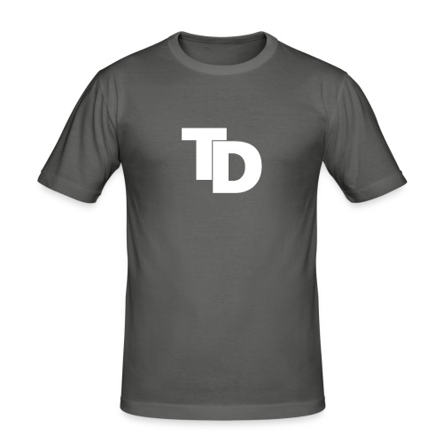 Topdown - Sports - Mannen slim fit T-shirt