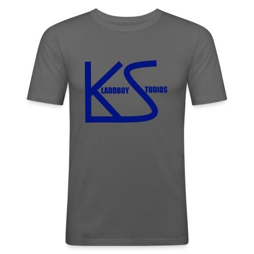 ks - Slim Fit T-shirt herr