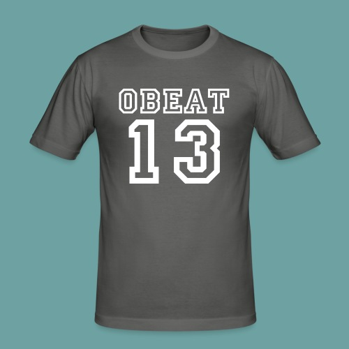 Obeat Limited Edition - Mannen slim fit T-shirt