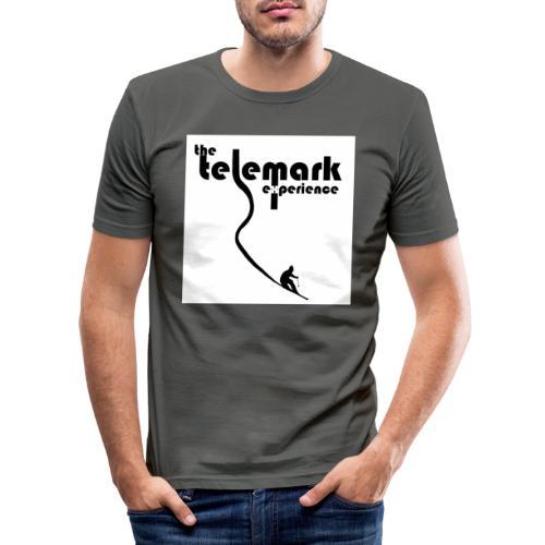 Telemark eXperience - Männer Slim Fit T-Shirt