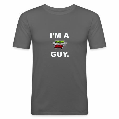I'm a WMItaly guy! - Maglietta aderente da uomo