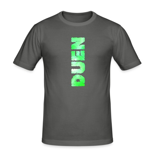 Duens Cover - Herre Slim Fit T-Shirt