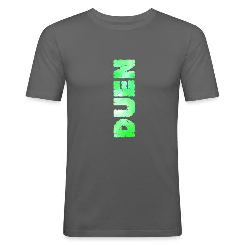 Duens Cover - Herre Slim Fit T-Shirt