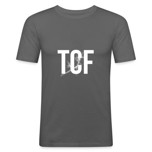 TCF Cappello - Maglietta aderente da uomo