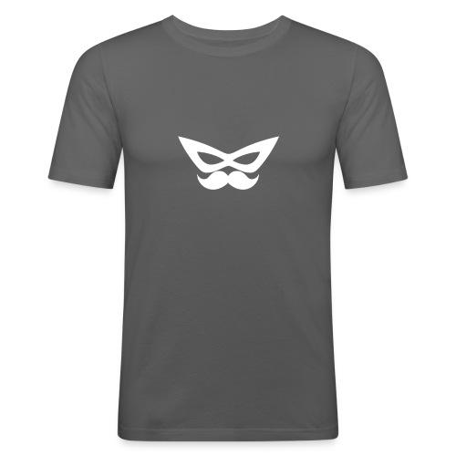 Spiffefrpath_logo - Slim Fit T-shirt herr