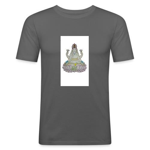 lotus - Camiseta ajustada hombre