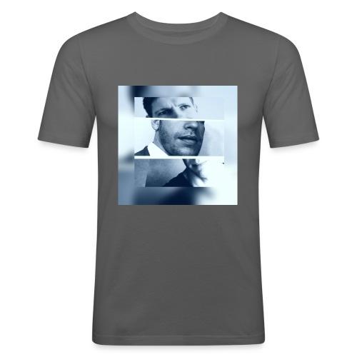 grif - Obcisła koszulka męska