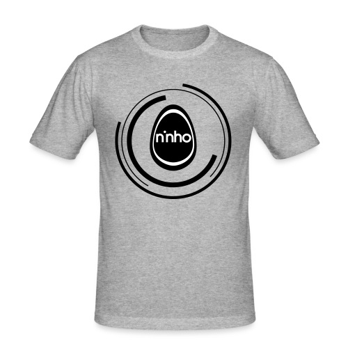 ninho-circle - Maglietta aderente da uomo