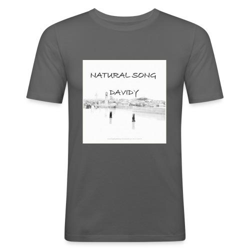 Natural song - T-shirt près du corps Homme