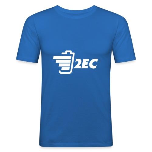 2EC Kollektion 2016 - Männer Slim Fit T-Shirt