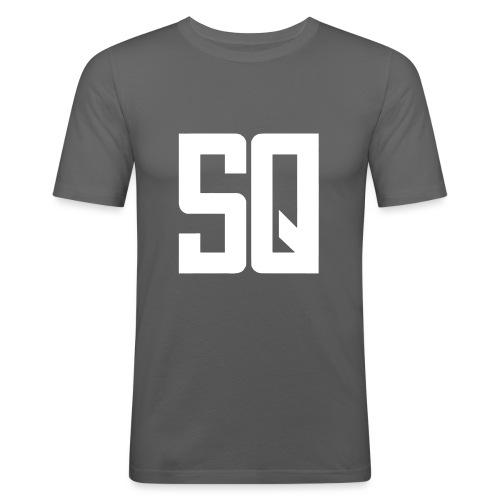 Statequest Brand - Men's Slim Fit T-Shirt