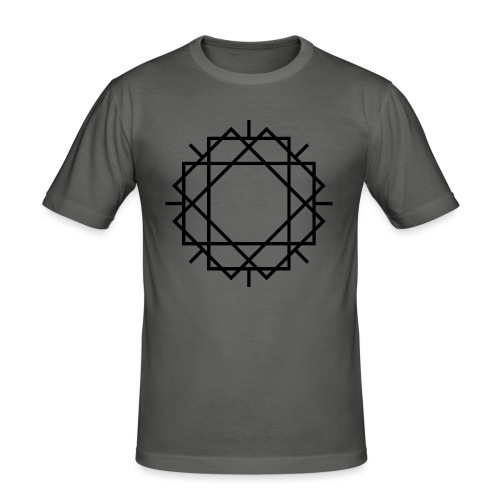 Widerstand mit Spaß 20.1 - Männer Slim Fit T-Shirt