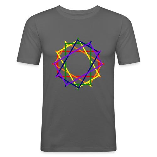 Toleranter Widerstand 20.2 - Männer Slim Fit T-Shirt
