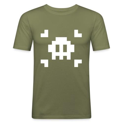 Mug Pixel Skull - T-shirt près du corps Homme