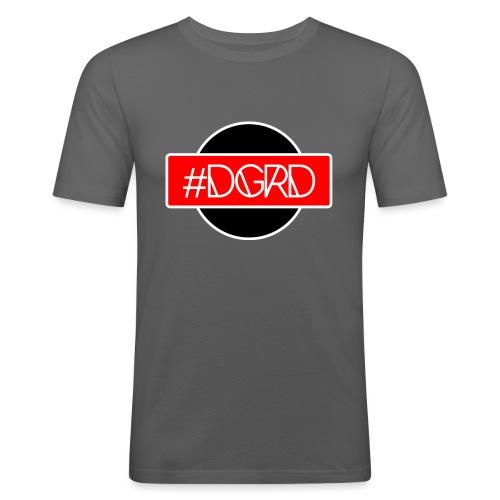 DGRD street - Maglietta aderente da uomo