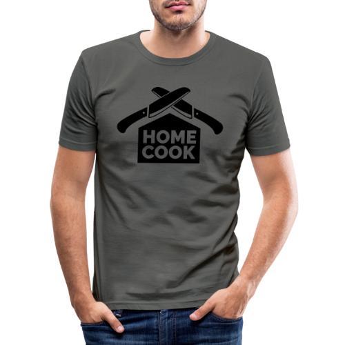 Home Cook - Men's Slim Fit T-Shirt