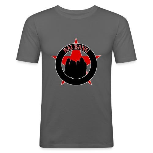 ryggtavla2 - Men's Slim Fit T-Shirt